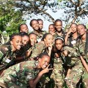 Five Qualities For A Man to Date A stunning Female KDF Soldier