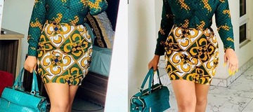 2020 latest Ankara gowns for swag ladies