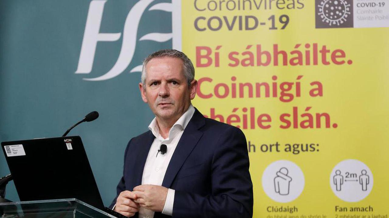 One millionth vaccine administered in Ireland – HSE Chief Reid