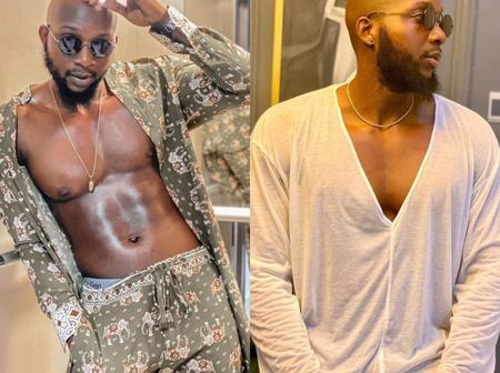 Reaction As Tuoyo's Video Surfaces Online Where He Was Stripping Himself In Bbnaija Saturday Party