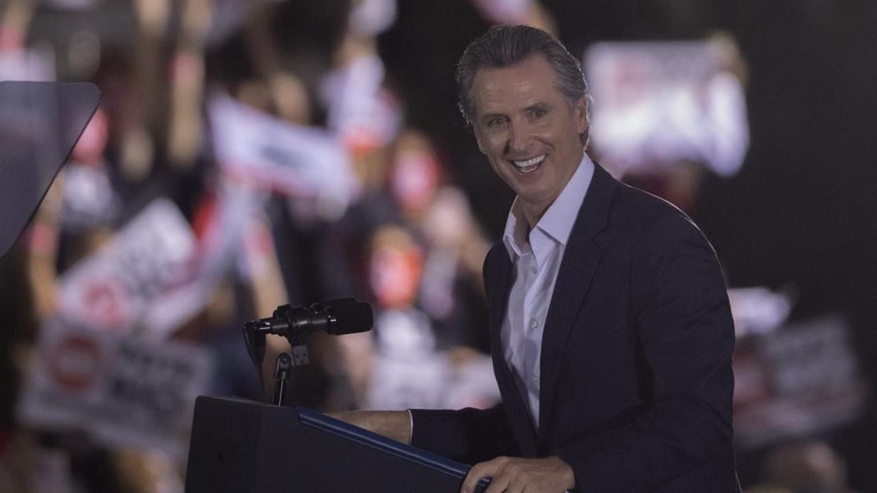 Gavin Newsom warns Trumpism isn't dead in speech after landslide calls for victory