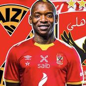 Khama Billiat is joining Al Ahly.