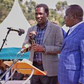 CS Munya Predicts what Awaits CS Matiangi, Sending This Message To Gussi Community