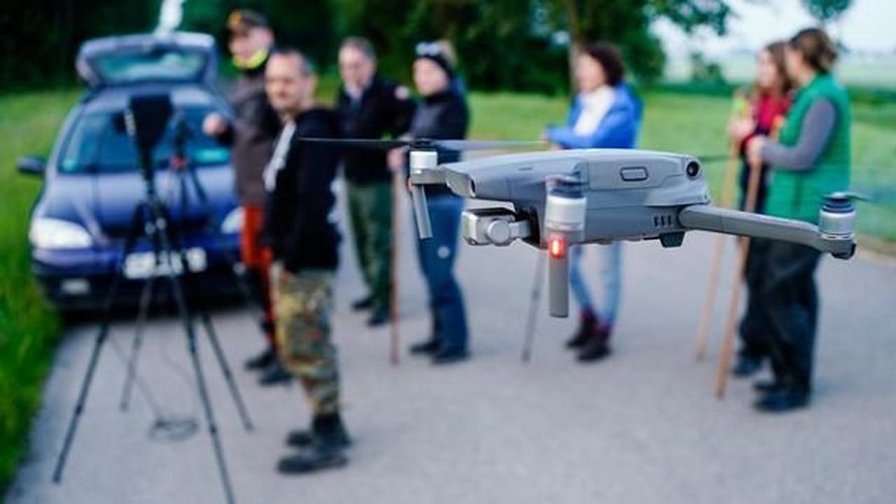 Jäger und Naturschützer setzen verstärkt auf Drohnen