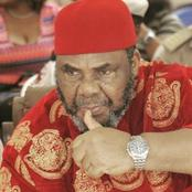 Pete Edochie Is 74 Today, See Photos Of Him, His Wife, Sons, And Grandchildren
