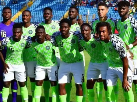 How Super Eagles Made Nigerians Proud In The Past