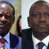 Why Raila Might Work Together With His Great Rival Ruto in 2022