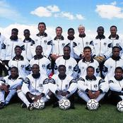 The Pirates Legends Responsible for the 'Star' on top of the badge, see their names