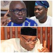 Mixed Reaction As Doyin Okupe Speaks On The Issue Between Fayose And Seyi Makinde