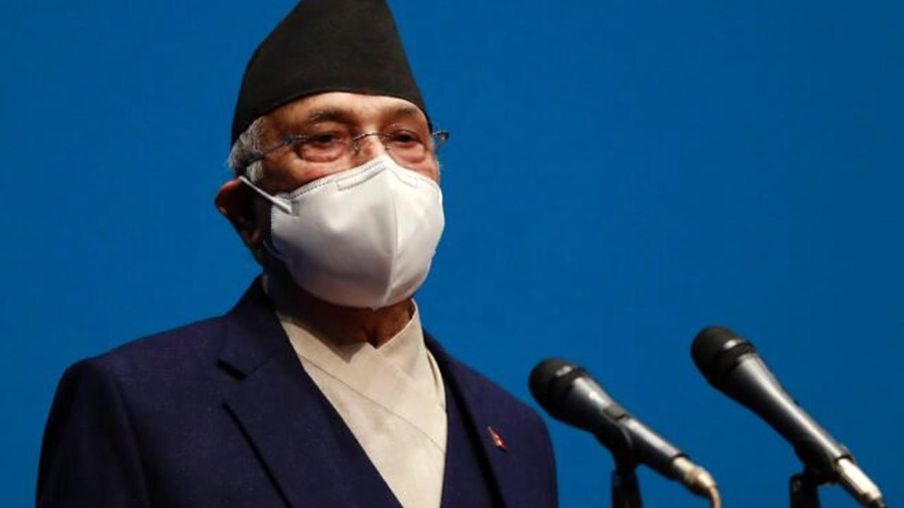 Ousted Nepal PM Oli reappointed