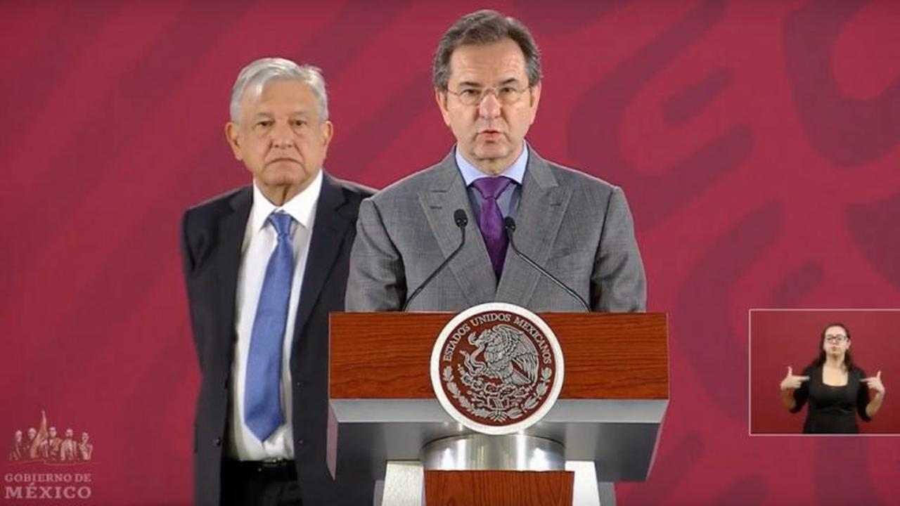 Esteban Moctezuma receives approval from the United States to be ambassador