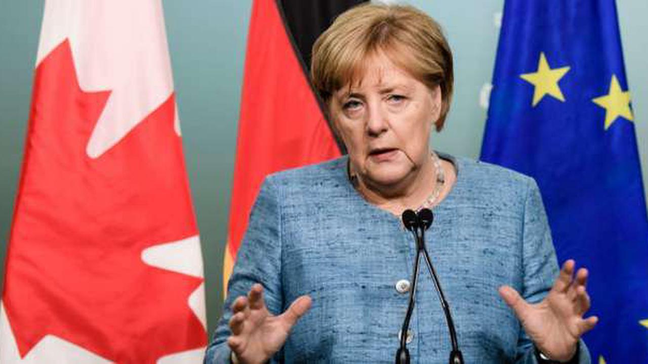Merkel für stärkeren Beitrag Deutschlands zur globalen Sicherheit