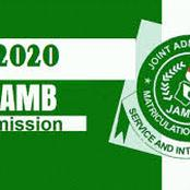 Breaking: JAMB Releases New Date For 2020 Admissions Into Tertiary Institutions.