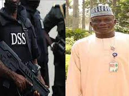 Checkout What the DSS Said, After They Were Accused Of Torturing Buhari's former driver to death
