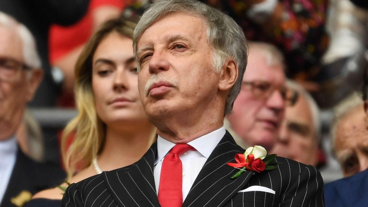 Arsenal may have LESS money for transfers due to Kroenke's plan to pay fine