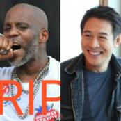 After the death of DMX yesterday, read what Jet Li said about him