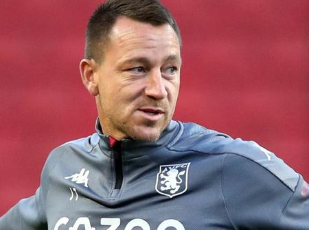 John Terry's racial scandal surfaces again.