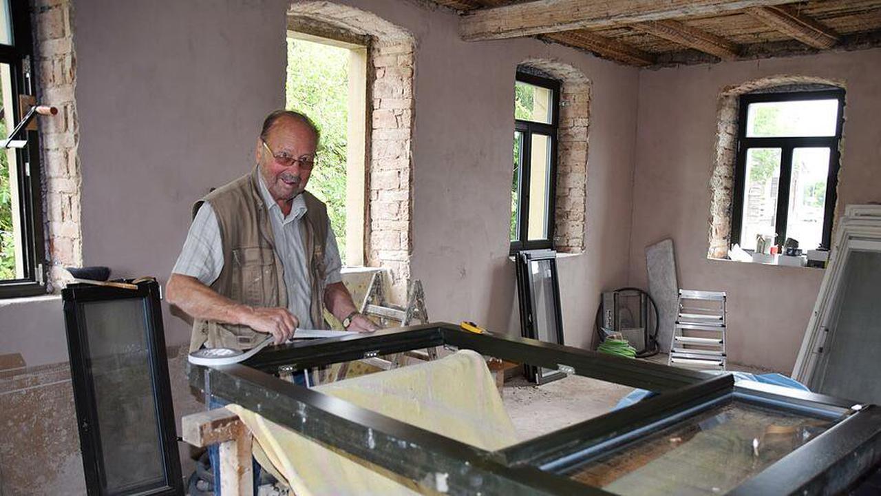 Fensterbauer aus Werneck: Mit 84 Jahren soll Schluss sein