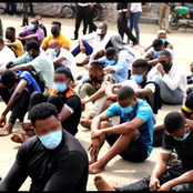 Police Arrest 113 Fun Seekers At Ajao Estate, Victoria Island Nightclubs