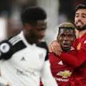 Talking Points As Man United Reclaim Top Spot In The Premier League