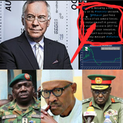 After Buhari Sacked Service Chief, See What A US Professor Said About the New One that Got Reactions