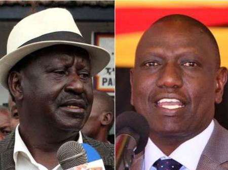 'Ruto and Raila Will Work Together Ahead Of 2022,' Reveals Moses Kuria