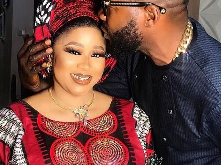 Check Out How Kokozaria Celebrated His Wife On Her Birthday