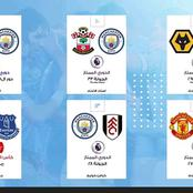 Man City Fixtures in March that might guarantee them the EPL title