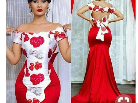 Ladies, See Exotic And Beautiful Dinner Party Gown You Can Rock To Any Event Or Occasion