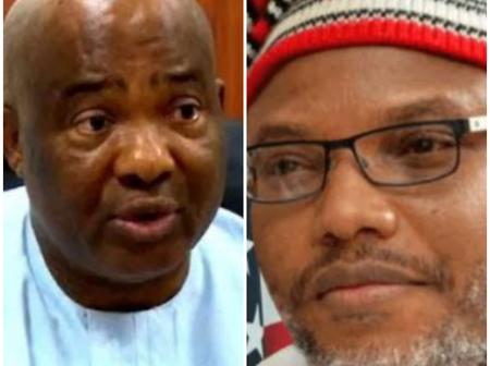 'Ndigbo' Do Not Need Biafra, Governor Hope Uzodinma Claims As He Reveals What Igbos Really Need