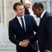 Journée chargée pour le président Ouattara : il va rencontrer Jean Yves le Drian et Emmanuel Macron