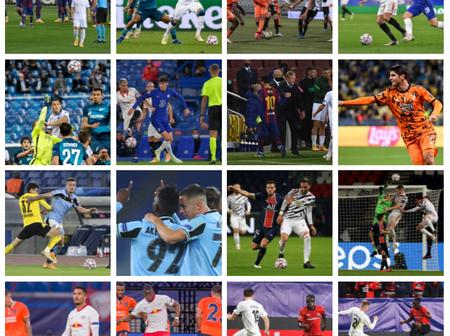 UEFA Champions League:Missed the actions, Here are Major highlights of week one Matches.