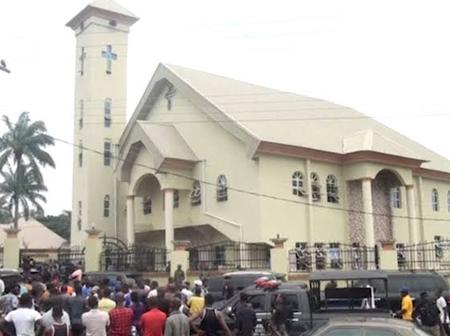 Man Reveals What His Dad's Friend Did To A Church That Was Disturbing Them In Their Estate