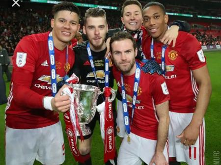 Manchester United Star Set To Leave
