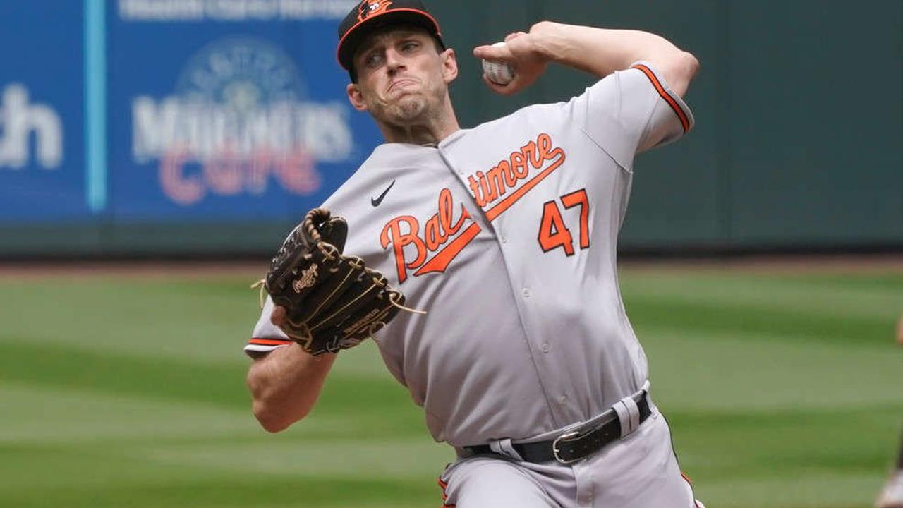 Orioles pitcher makes history with first 9-inning no-hitter in 50+ years