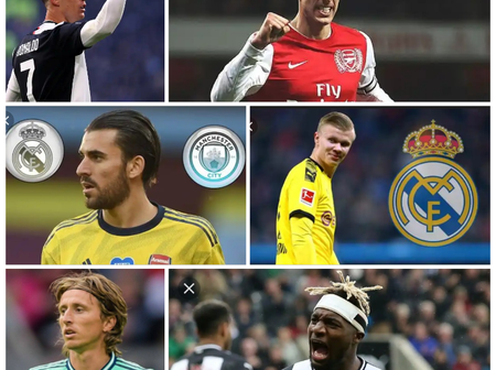 Latest Transfer Stories From The World Of football