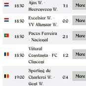 Place These Matches And Win Huge Money Tonight