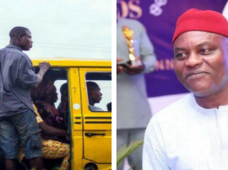 Meet The Igbo Man That Was A Conductor, But Now Have Over 4000 Cars
