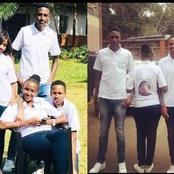 Meet Children of Guardian Angel's 50-Year-Old Wife (Photos)