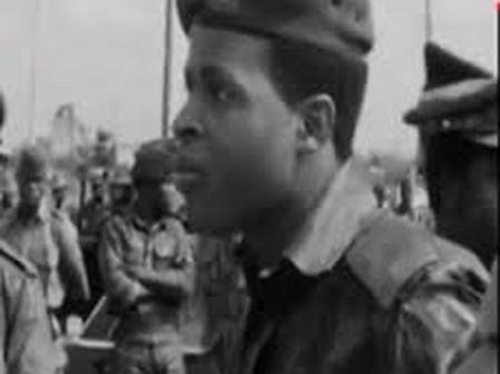 5 Yoruba Soldiers, Who Fought During The Nigeria`s Civil War (Photos)