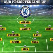 Winning predicted Chelsea line-up against Sevilla