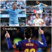 Opinion: 7 Top Playmakers In The World Presently