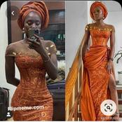 Check out classy African attires that will enhance your beauty