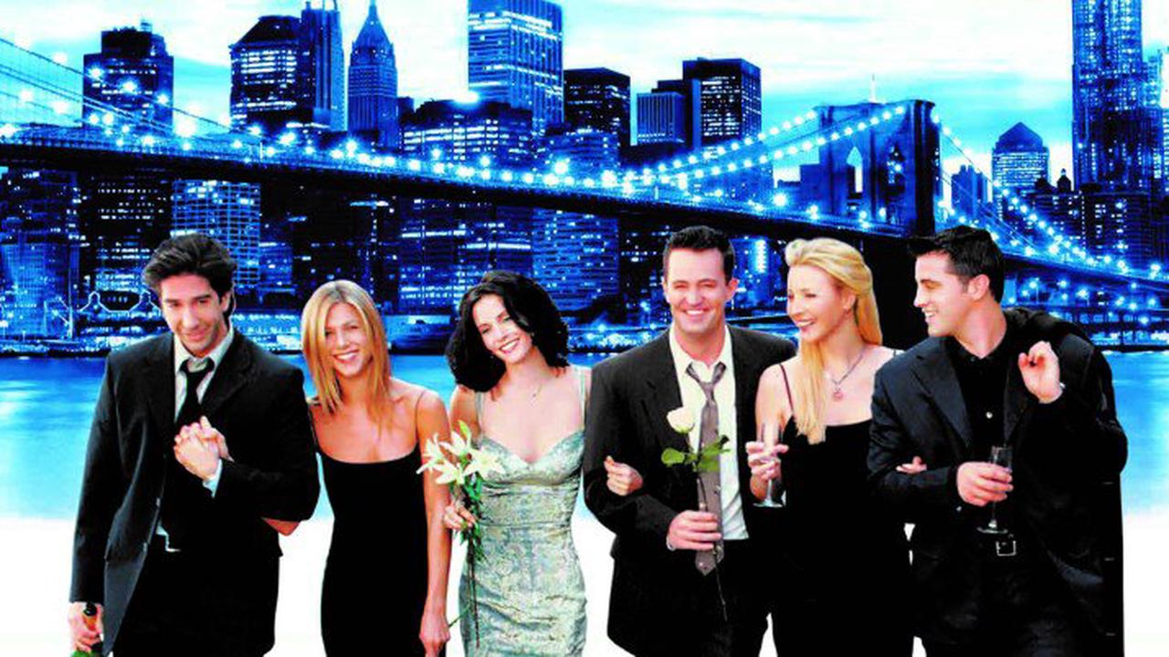 Friends : The Reunion sets date, releases first teaser