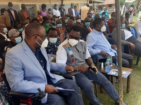 Why Bungoma Governor Wycliffe Wangamati Skipped the Burial Of Wetang'ula's step Mum