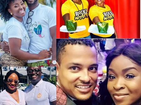 Ghanaian Celebrities Who Have Been Married For More Than 10 Years