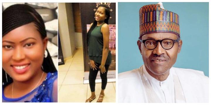 Buhari reacts to rape, murder of Uwa Omozuwa