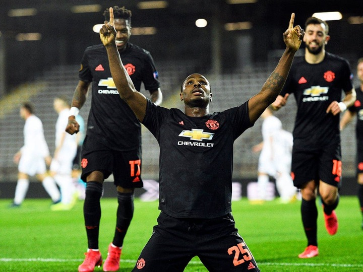 Why we allowed Ighalo to stay at Manchester United - Shanghai Shenhua