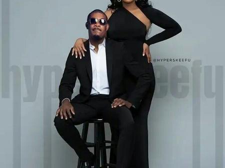 Nigerian Actress, Chioma Kpotha Reacts To Don Jazzy's Pre-Wedding Photoshop Photo With Rihanna