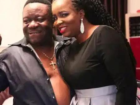Meet Stella Okafor, The Beautiful Wife Of Mr Ibu Which Shows He Has A Real Nice Taste (Photos)